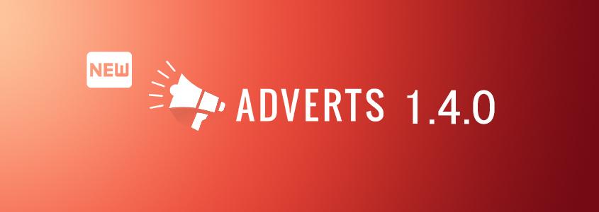WPAdverts 1.4.0 (Pre) Release